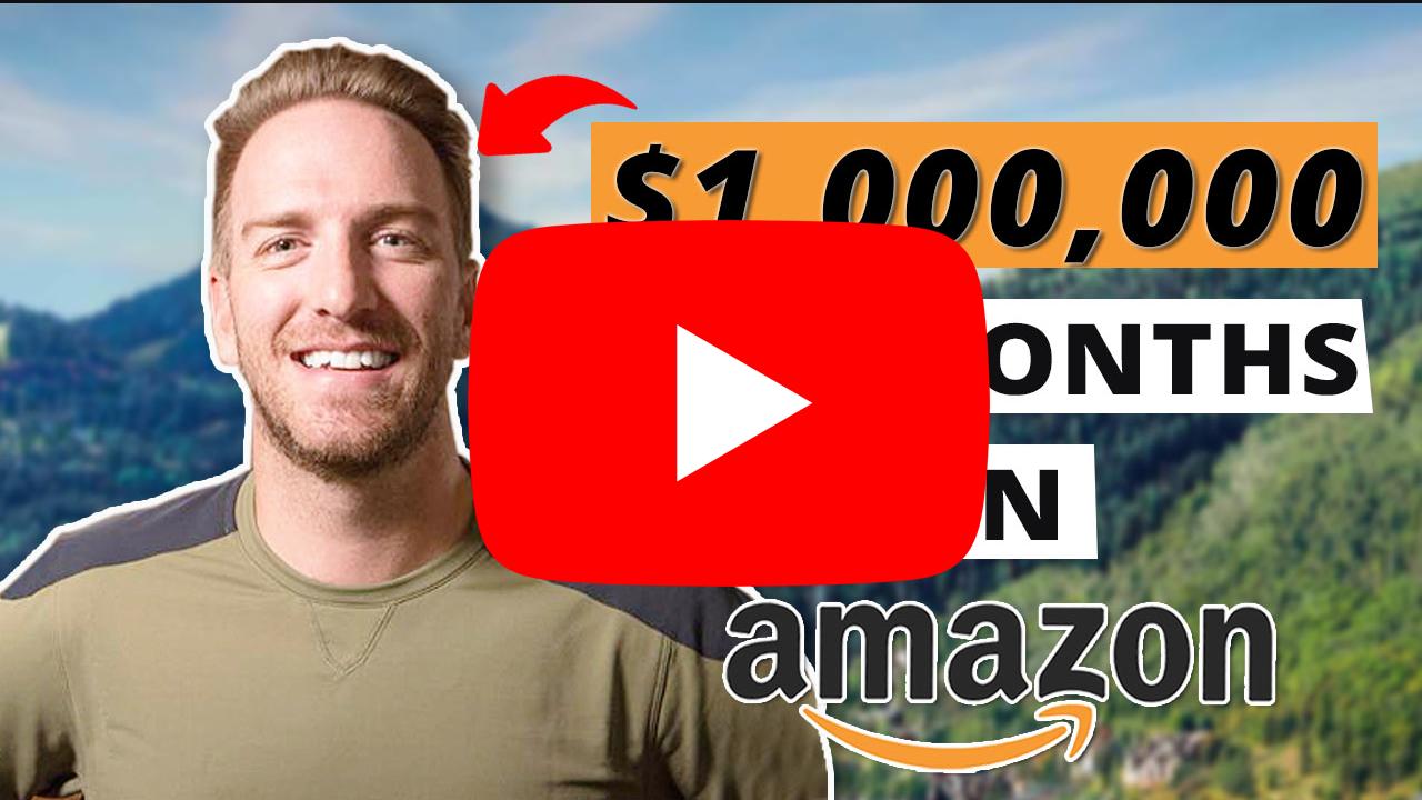 image $1 Million in 8 MONTHS on Amazon — Adam's Success Story