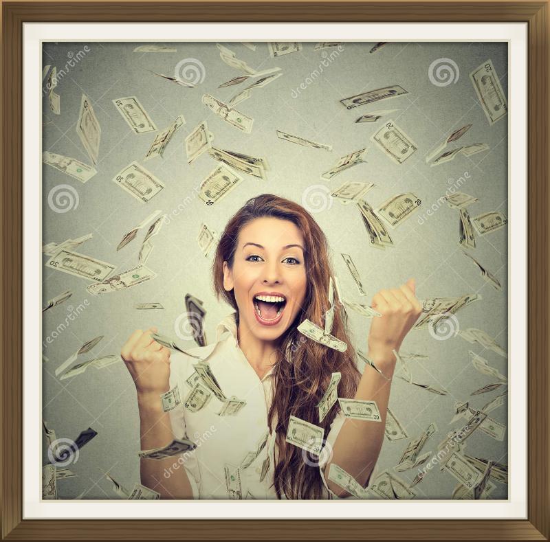 https://thumbs.dreamstime.com/z/happy-woman-exults-pumping-fists-ecstatic-celebrates-success-under-money-rain-portrait-falling-down-dollar-bills-banknotes-64709992.jpg