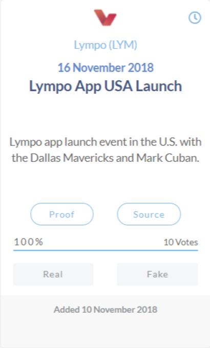 Lympo (LYM)