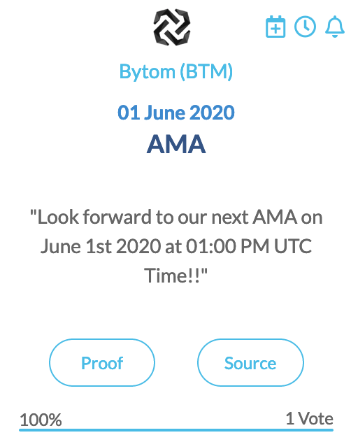 Bytom (BTM)