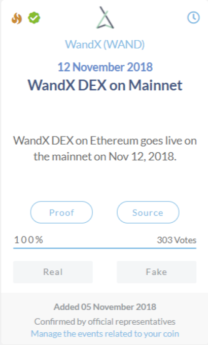 WandX (WAND)