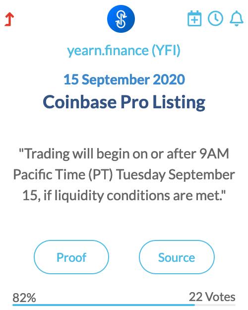 yearn.finance (YFI)