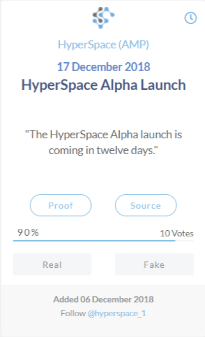 HyperSpace (AMP)