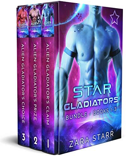 Star Gladiators Books 1-3 Bundle