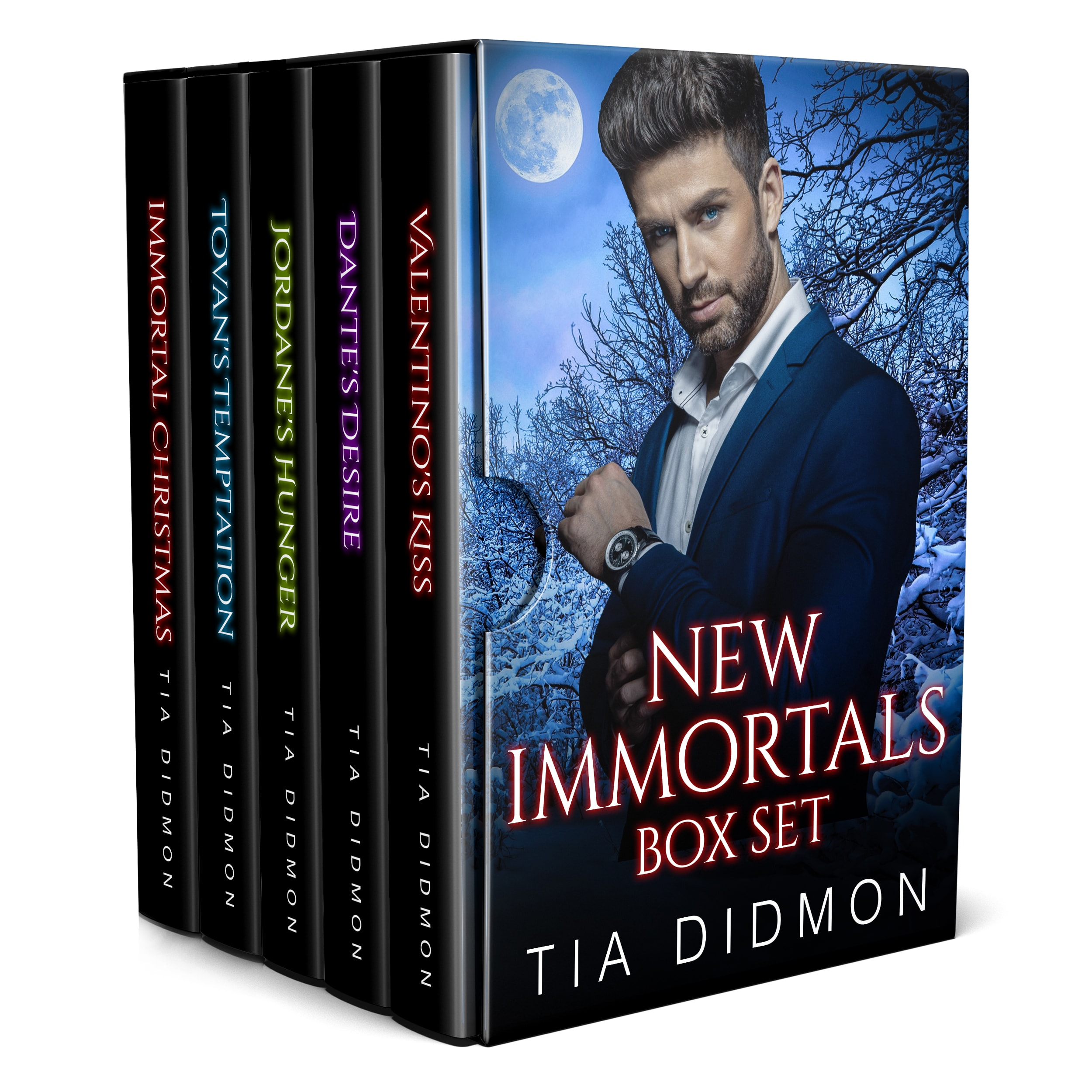 New Immortals Box Set