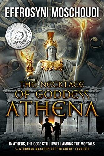 The Necklace of Goddess Athena