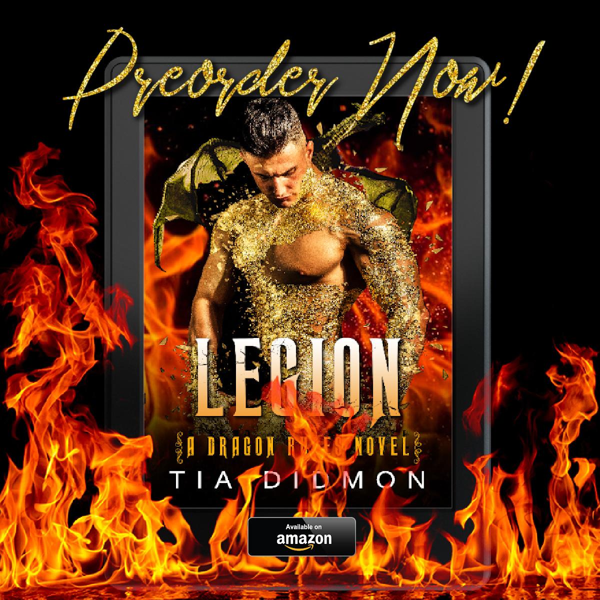Legion - Dragon Rules Book 1