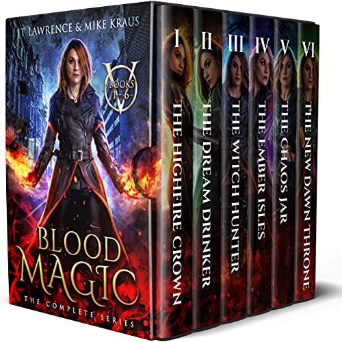 Blood Magic Box Set