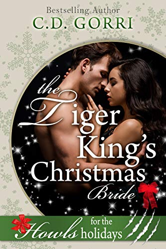 The Tiger King's Christmas Bride