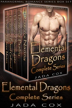 Elemental Dragons Complete Series