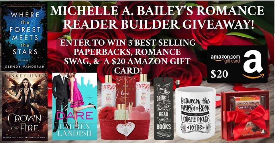 Romance Giveaway