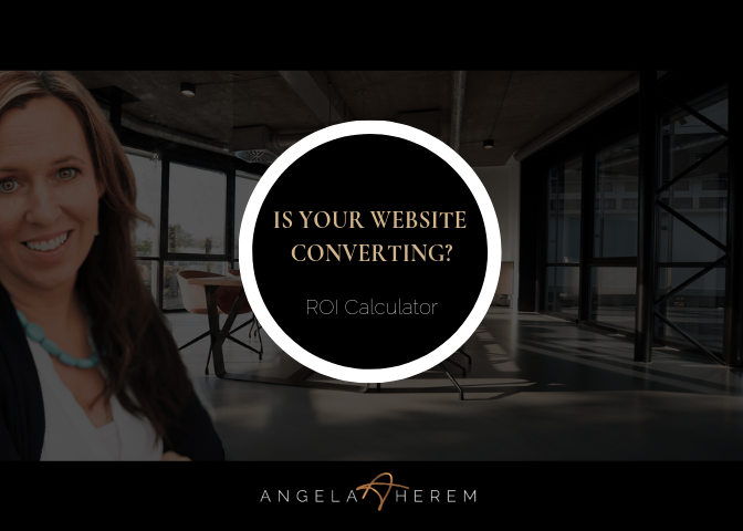 Is your website converting? Get our ROI calculator to find out.