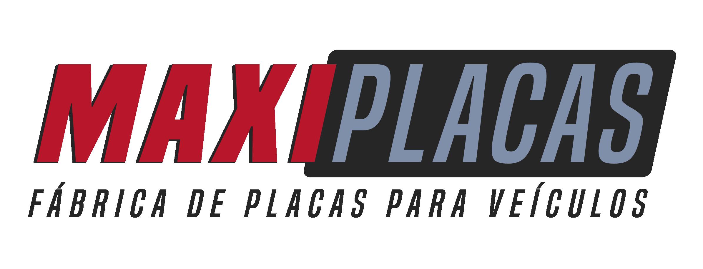 Maxi Placas - Fábrica de Placas para Veículos
