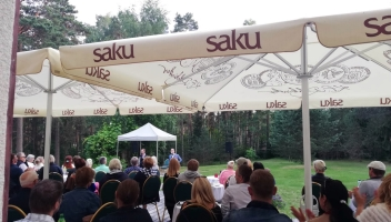 Marek Sadami aiakontsert