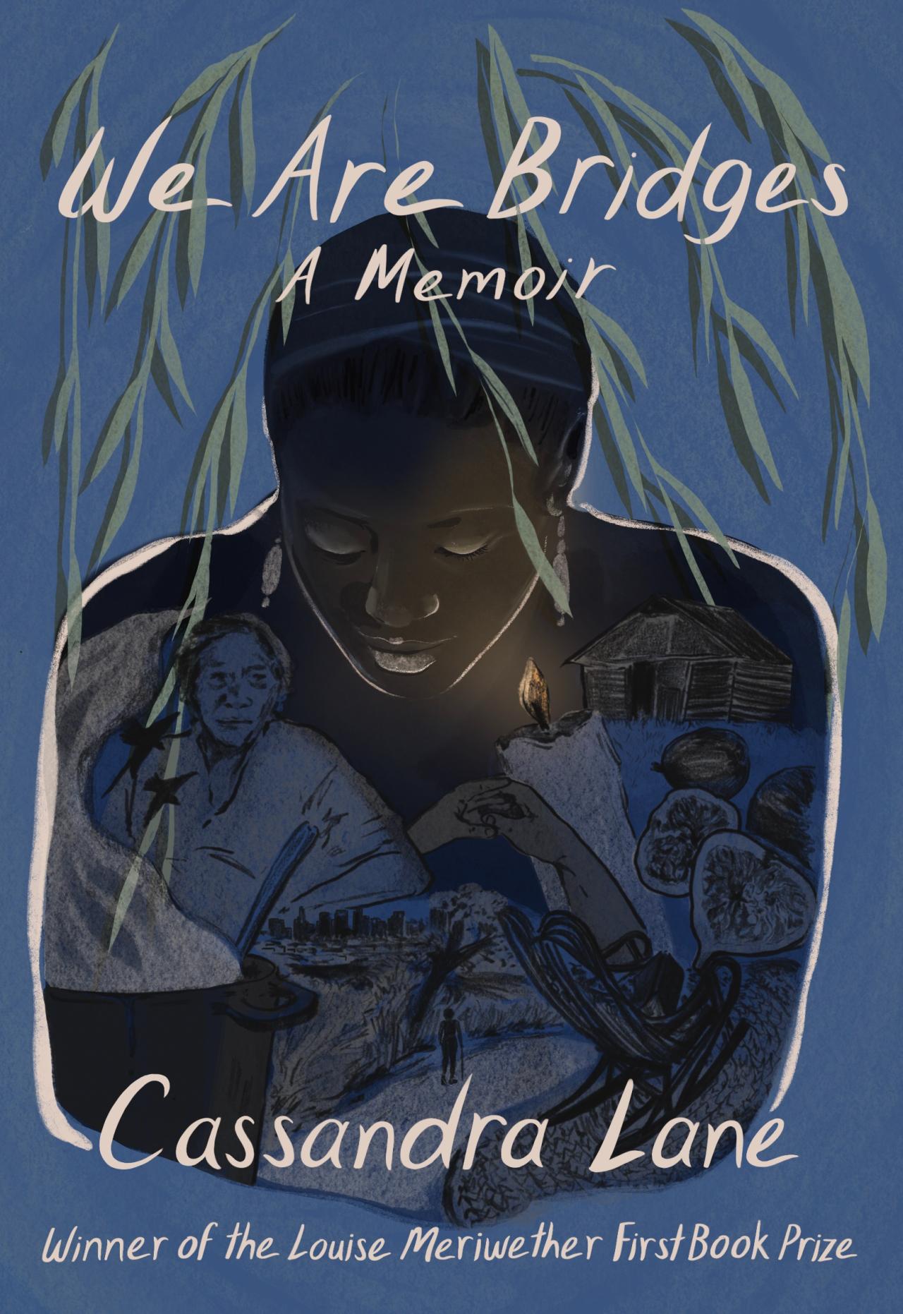 Cover of the memoir WE ARE BRIDGES