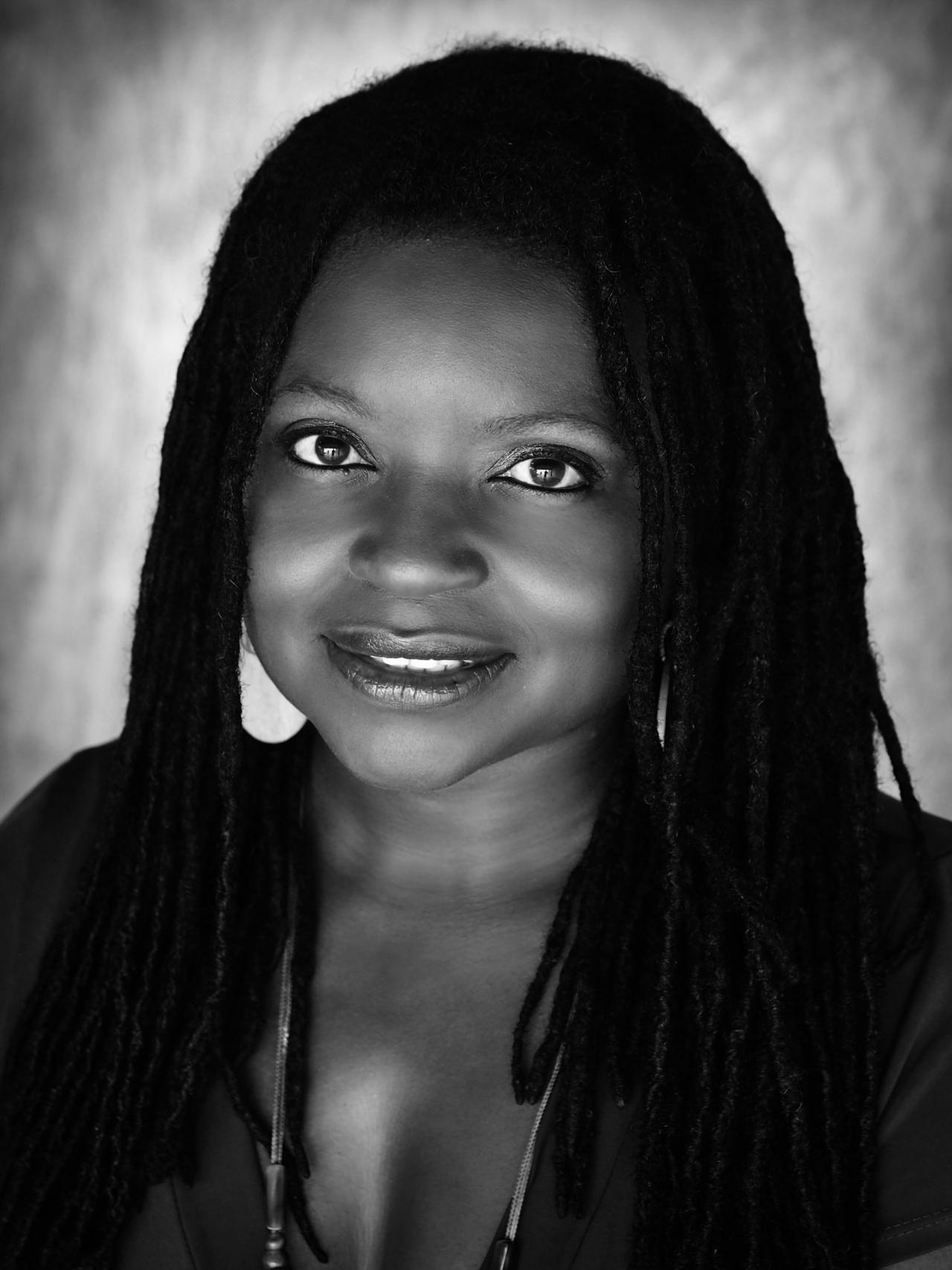 Headshot of author Cassandra Lane