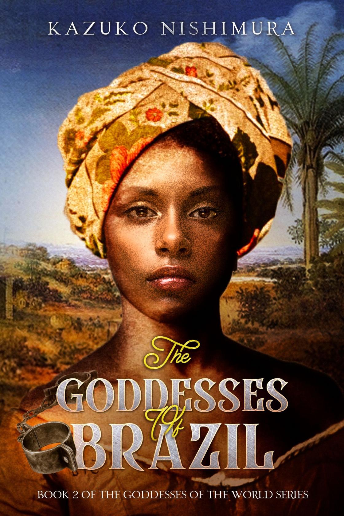 The Goddesses of Brazil cover