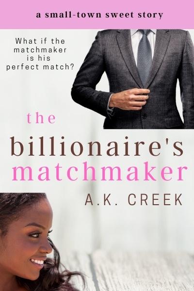 The Billionaire's Matchmaker cover
