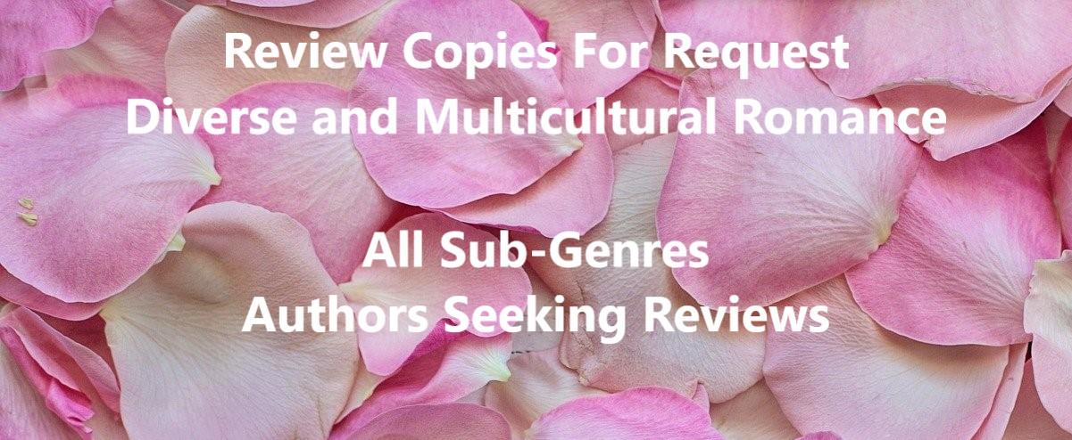 Diverse Romance Review Copies banner