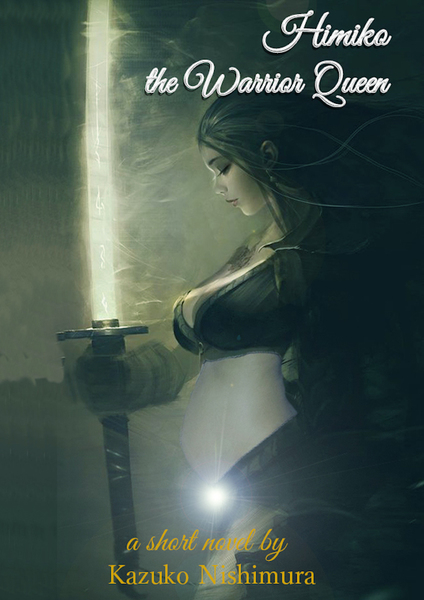 Himiko the Warrior Queen cover