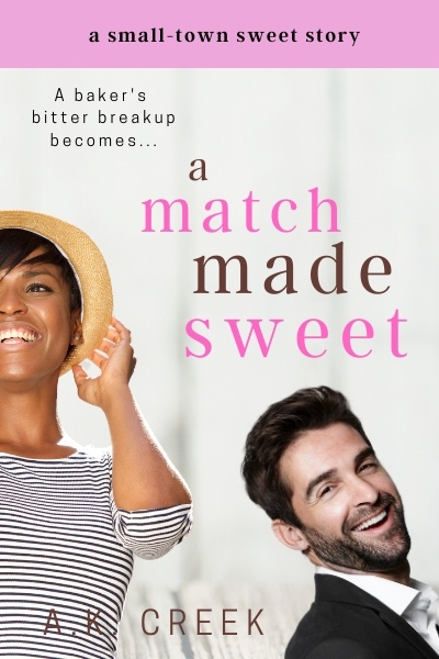 A Match Made Sweet cover