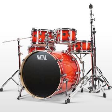 Natal Arcadia Drums