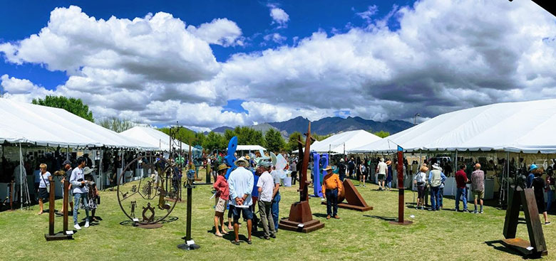 SculptureTucson, a sculpture show in Tucson, Arizona
