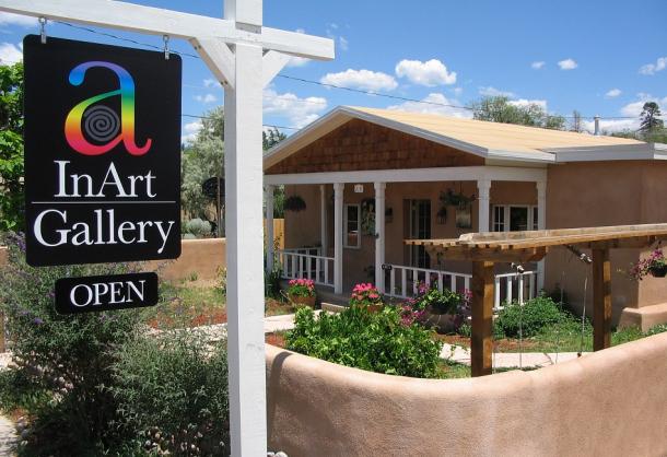 InArt Santa Fe Gallery of Fine Arts, Santa Fe, New Mexico