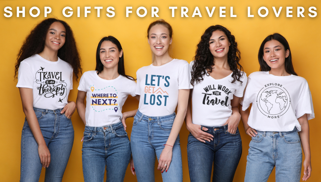 Products for travel lovers