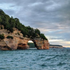 Pictured Rocks National Lakeshore: Unexpected in Michigan