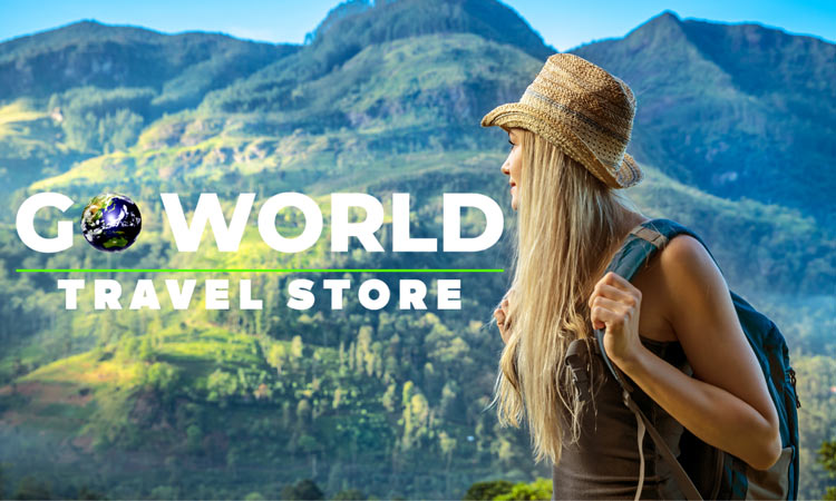 Check Out The Go World Travel Store!