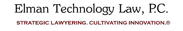 Elman Technology Law logo