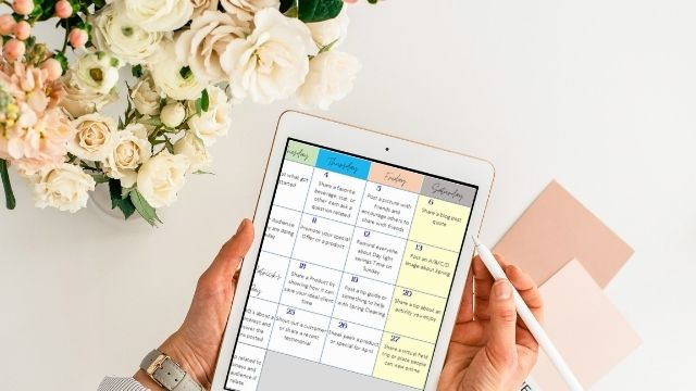 December 2020 Content Calendar to Boost Engagement 1