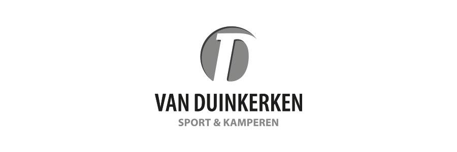 logo Van Duinkerken sport & kamperen