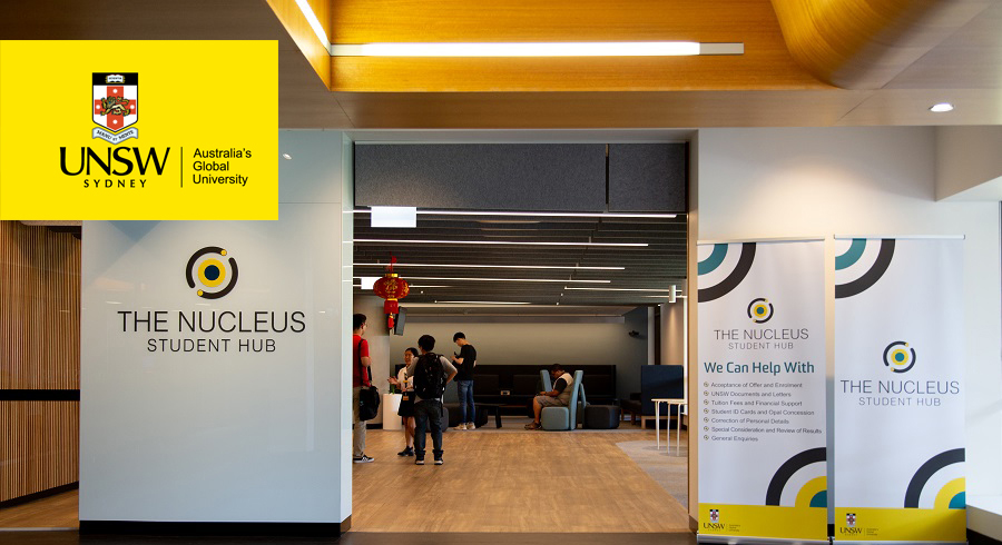 Student Central, now 'The Nucleus' has moved to the Library. You can still drop in to ask any questions; join the queue through the Uni-Verse app or have your questions answered online