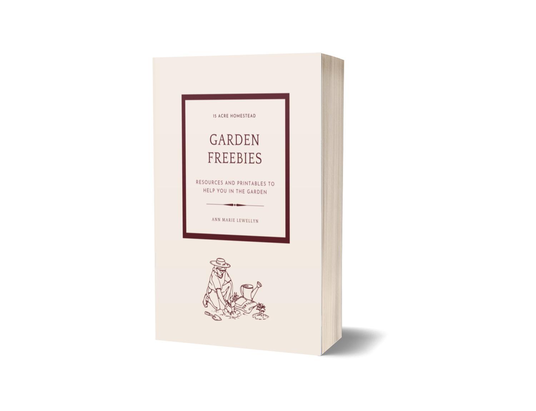 Garden Resources Freebies Mini Ebook