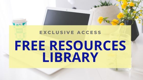 Business in a Weekend Free Resources Library