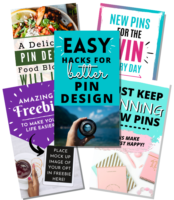 5 Free Pinterest Pin Templates for Canva
