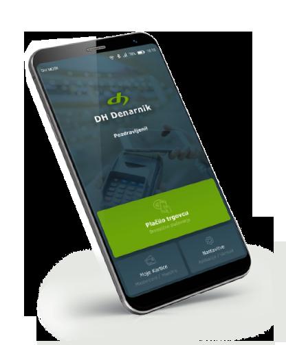 DH Denarnik - mobilna denarnica Delavske hranilnice