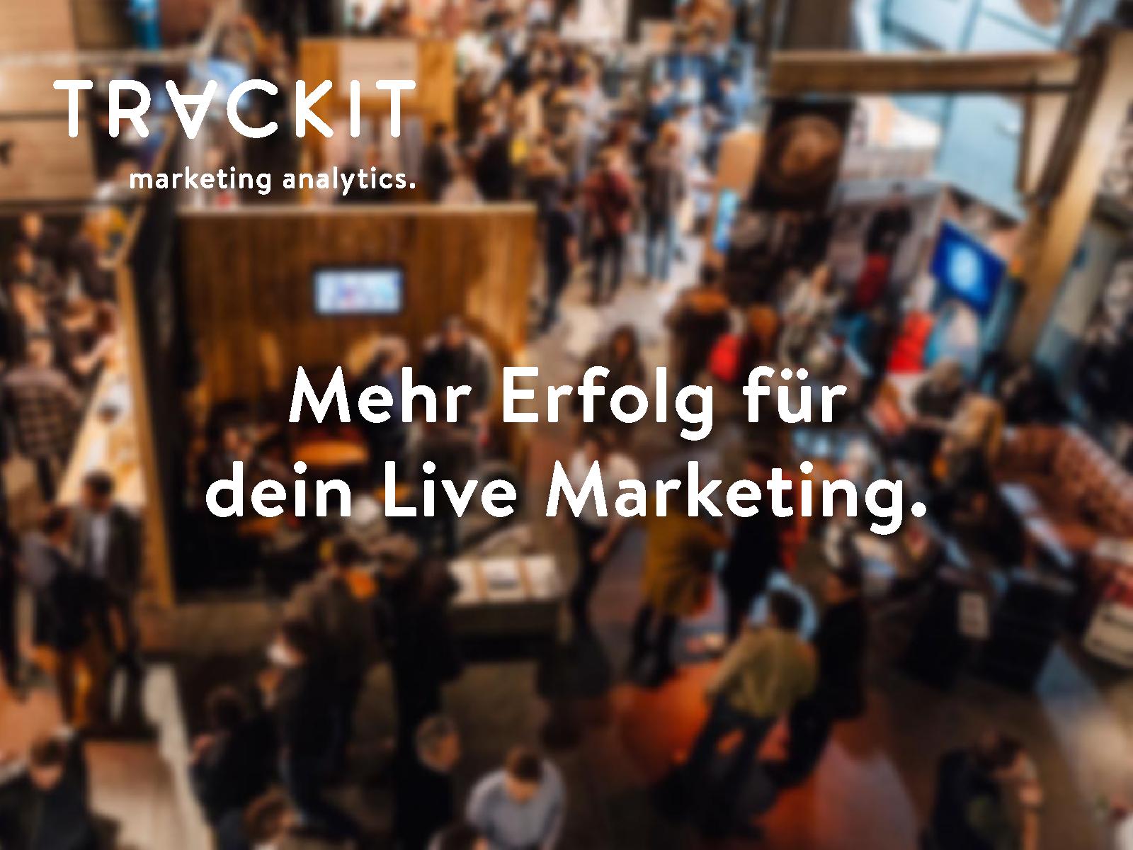TRACKIT Header - Mehr Erfolg für dein Live Marketing
