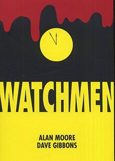 Couverture «Watchmen» - Gibbons/Moore