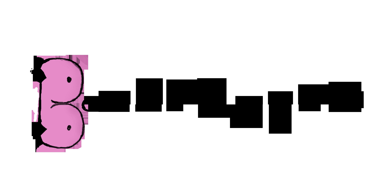 BoobiePuppets Lovely Logo