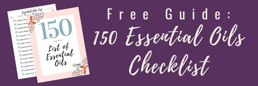 photograph relating to Essential Oils Chart Printable known as Best 150 Checklist of Very important Oils With Cost-free Cheat Sheet