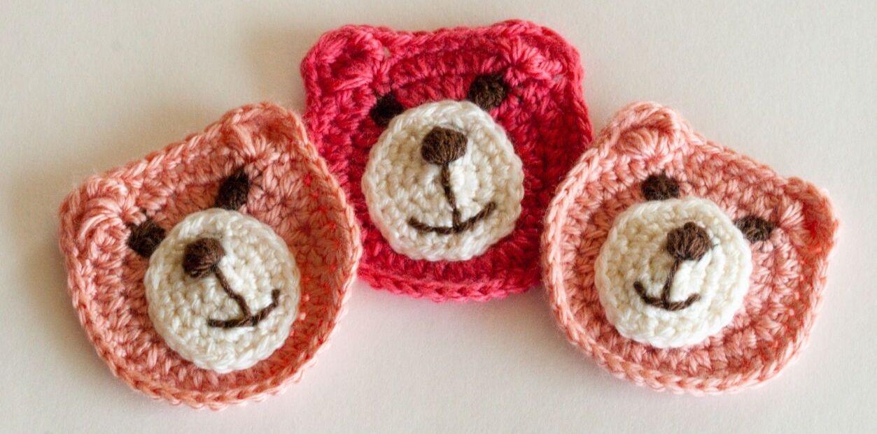 Crochet Teddy Bear - Free Pattern! - Leelee Knits | 621x1253