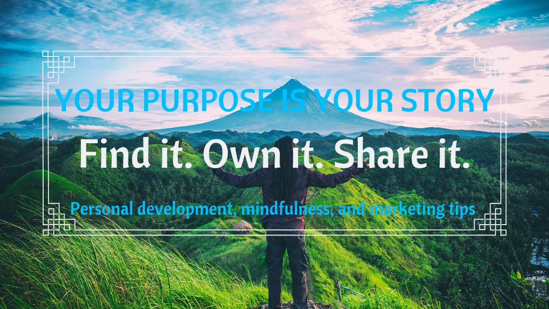 Find your life purpose at www.georgemcmillanjr.com. Purpose, mindfulness, mindset, self-awareness.