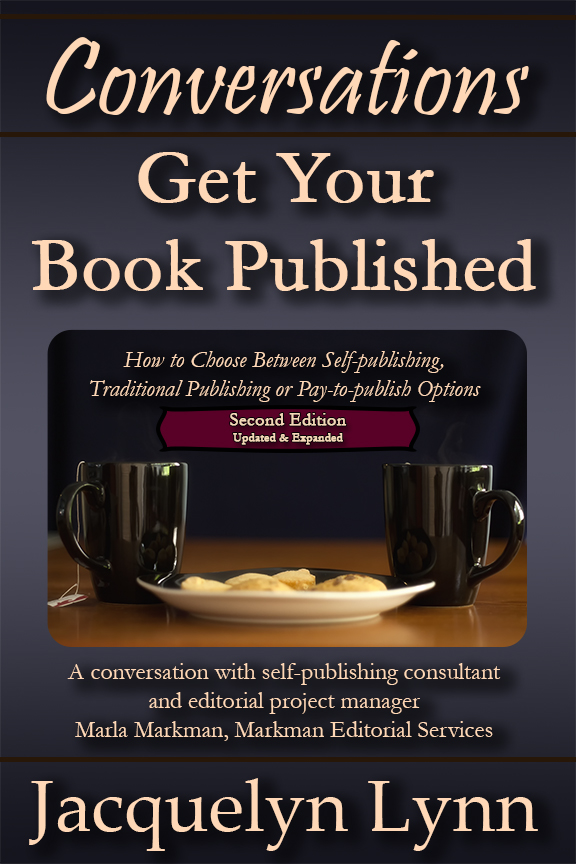 Conversations: Get Your Book Published (cover)