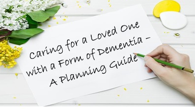 dementia planning guide