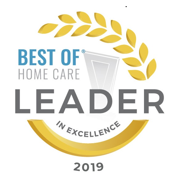 best of home care leader in excellence 2019