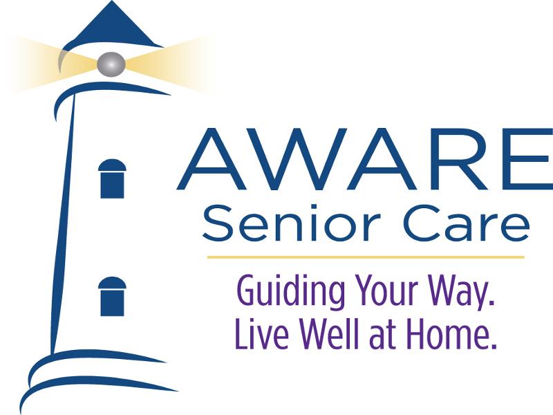 aware senior care logo