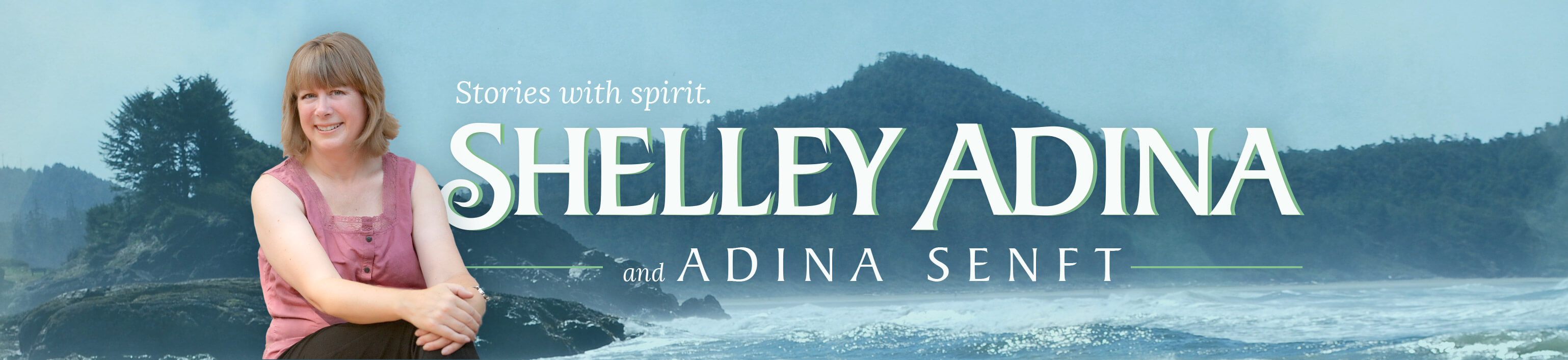 Stories with Spirit - Author Shelley Adina